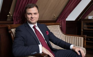 New CEO of Baltic International Bank