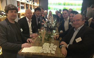 SSE Riga and SSE Russia alumni meetup in Moscow