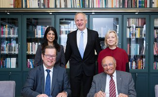 University of Central Asia and Stockholm School of Economics Riga sign agreement of cooperation